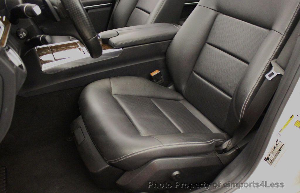 2016 Mercedes-Benz E-Class CERTIFIED E350 4MATIC Luxury Model AWD BLIS NAV CAM HK - 18319505 - 23