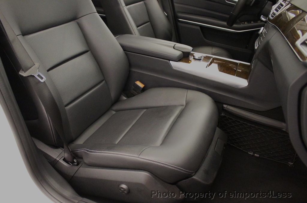 2016 Mercedes-Benz E-Class CERTIFIED E350 4MATIC Luxury Model AWD BLIS NAV CAM HK - 18319505 - 24