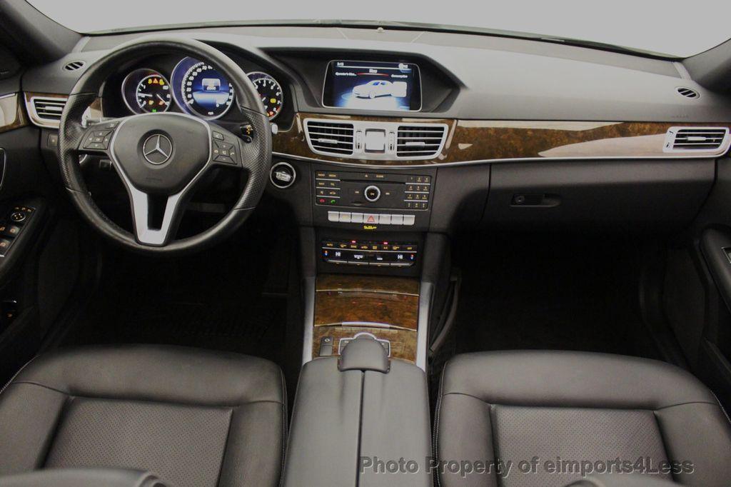 2016 Mercedes-Benz E-Class CERTIFIED E350 4MATIC Luxury Model AWD BLIS NAV CAM HK - 18319505 - 34