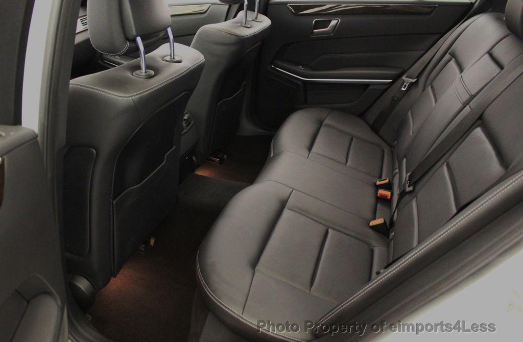 2016 Mercedes-Benz E-Class CERTIFIED E350 4MATIC Luxury Model AWD BLIS NAV CAM HK - 18319505 - 36