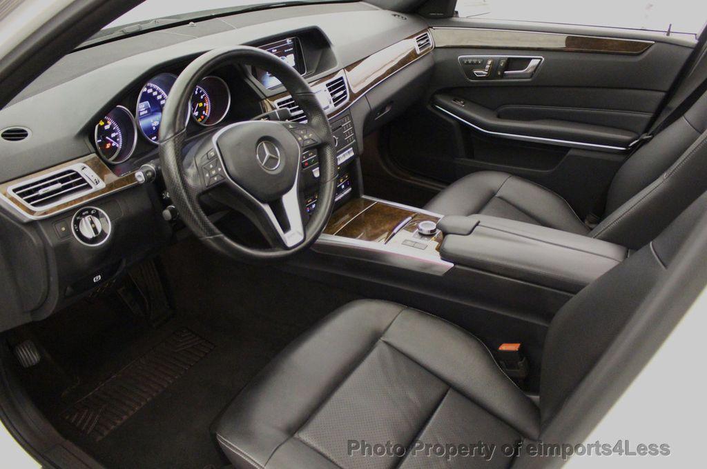 2016 Mercedes-Benz E-Class CERTIFIED E350 4MATIC Luxury Model AWD BLIS NAV CAM HK - 18319505 - 38