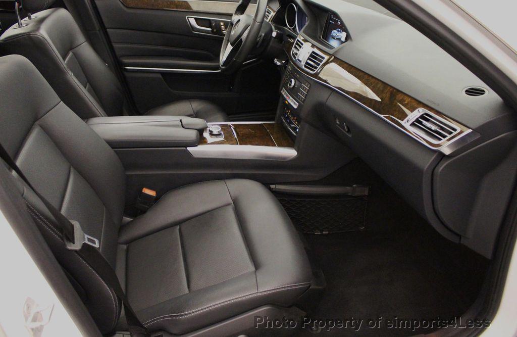 2016 Mercedes-Benz E-Class CERTIFIED E350 4MATIC Luxury Model AWD BLIS NAV CAM HK - 18319505 - 39