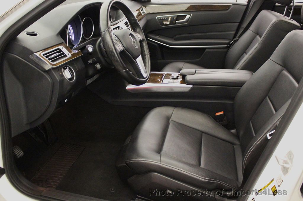 2016 Mercedes-Benz E-Class CERTIFIED E350 4MATIC Luxury Model AWD BLIS NAV CAM HK - 18319505 - 49