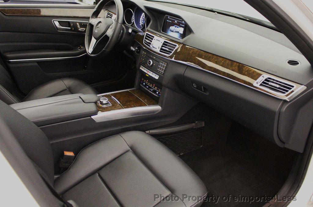 2016 Mercedes-Benz E-Class CERTIFIED E350 4MATIC Luxury Model AWD BLIS NAV CAM HK - 18319505 - 50