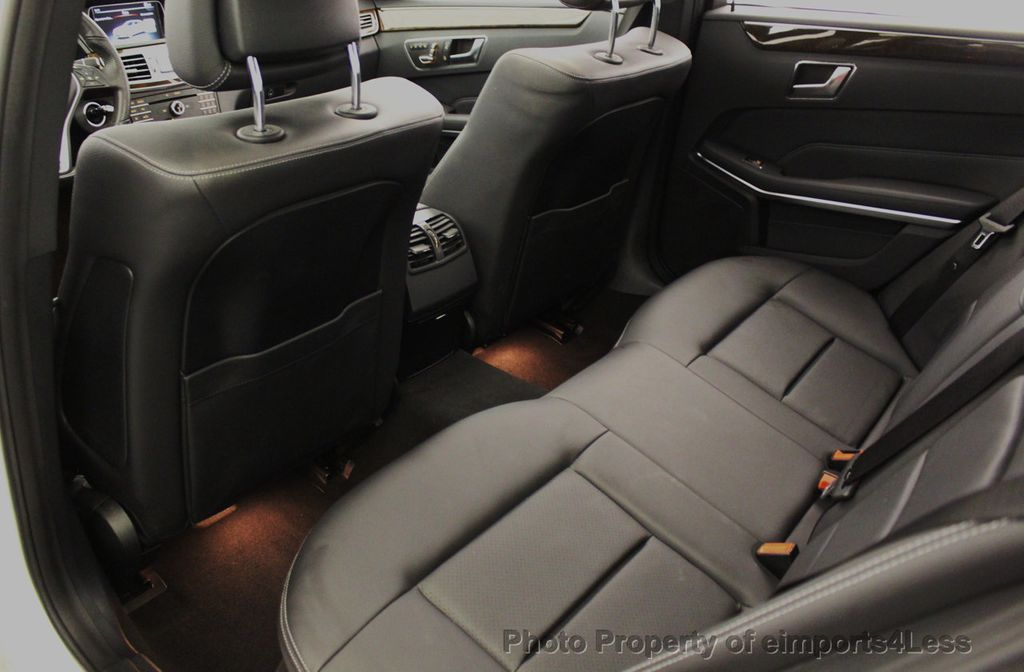 2016 Mercedes-Benz E-Class CERTIFIED E350 4MATIC Luxury Model AWD BLIS NAV CAM HK - 18319505 - 51