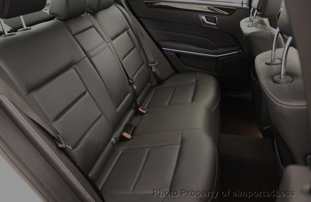 2016 Mercedes-Benz E-Class CERTIFIED E350 4MATIC Luxury Model AWD BLIS NAV CAM HK - 18319505 - 52