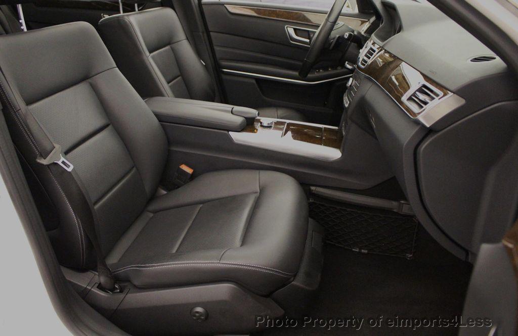 2016 Mercedes-Benz E-Class CERTIFIED E350 4MATIC Luxury Model AWD BLIS NAV CAM HK - 18319505 - 6