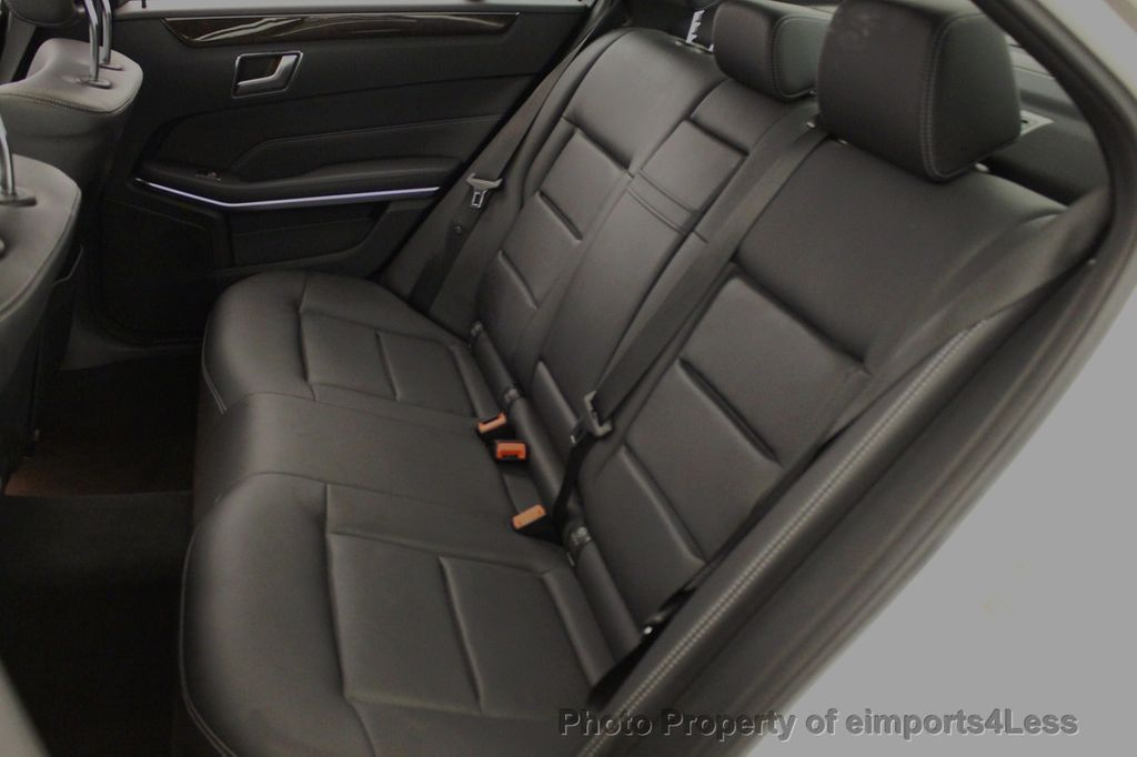 2016 Mercedes-Benz E-Class CERTIFIED E350 4MATIC Luxury Model AWD BLIS NAV CAM HK - 18319505 - 7
