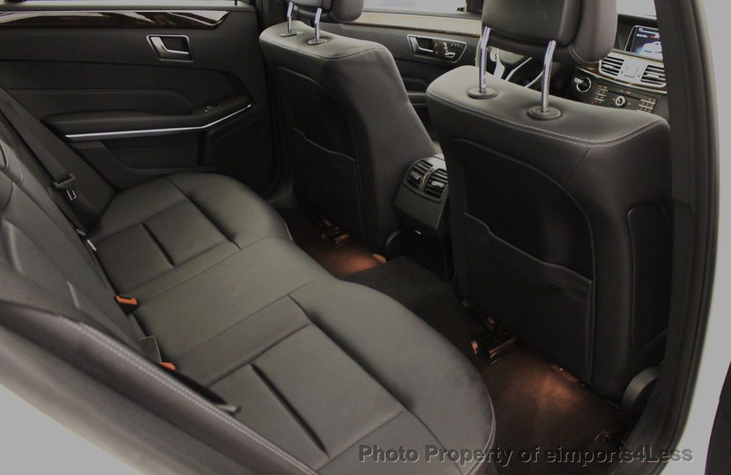 2016 Mercedes-Benz E-Class CERTIFIED E350 4MATIC Luxury Model AWD BLIS NAV CAM HK - 18319505 - 8