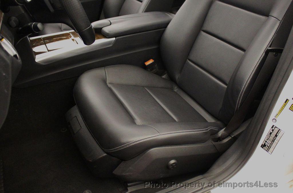 2016 Mercedes-Benz E-Class CERTIFIED E350 4MATIC Luxury Model AWD HK NAV CAM BLIS - 18319506 - 23