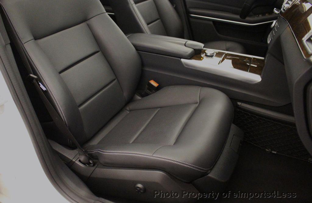2016 Mercedes-Benz E-Class CERTIFIED E350 4MATIC Luxury Model AWD HK NAV CAM BLIS - 18319506 - 24