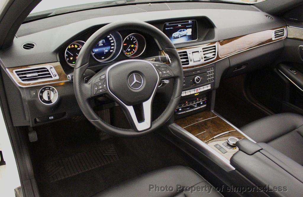 2016 Mercedes-Benz E-Class CERTIFIED E350 4MATIC Luxury Model AWD HK NAV CAM BLIS - 18319506 - 33