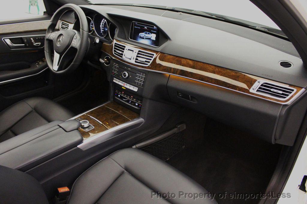 2016 Mercedes-Benz E-Class CERTIFIED E350 4MATIC Luxury Model AWD HK NAV CAM BLIS - 18319506 - 35