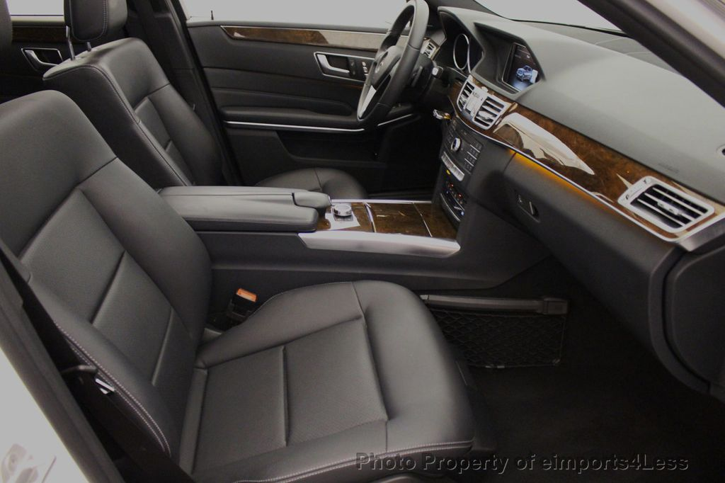 2016 Mercedes-Benz E-Class CERTIFIED E350 4MATIC Luxury Model AWD HK NAV CAM BLIS - 18319506 - 39