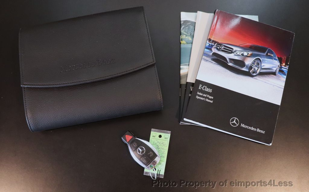 2016 Mercedes-Benz E-Class CERTIFIED E350 4MATIC Luxury Model AWD HK NAV CAM BLIS - 18319506 - 40