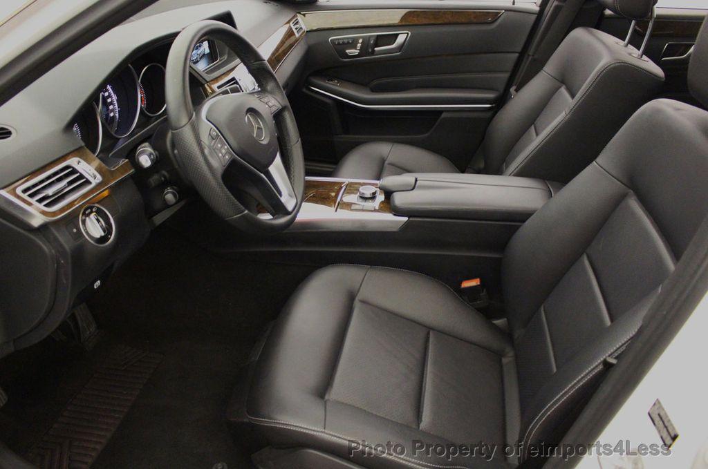 2016 Mercedes-Benz E-Class CERTIFIED E350 4MATIC Luxury Model AWD HK NAV CAM BLIS - 18319506 - 49