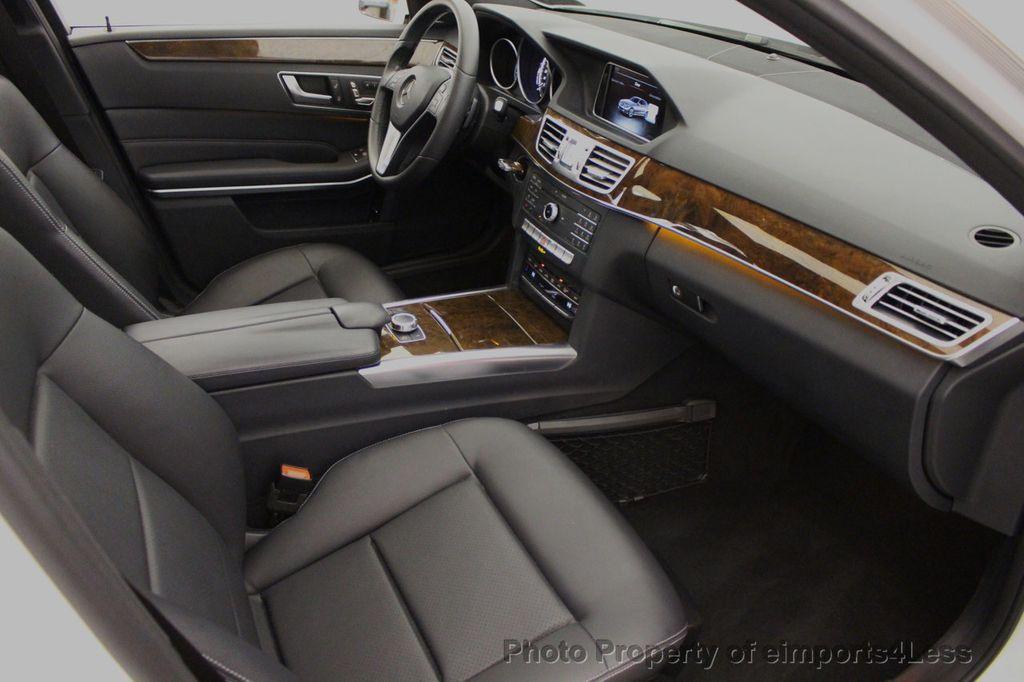 2016 Mercedes-Benz E-Class CERTIFIED E350 4MATIC Luxury Model AWD HK NAV CAM BLIS - 18319506 - 50