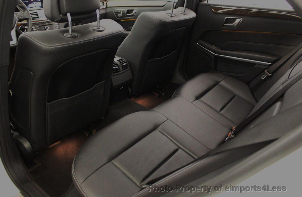 2016 Mercedes-Benz E-Class CERTIFIED E350 4MATIC Luxury Model AWD HK NAV CAM BLIS - 18319506 - 51