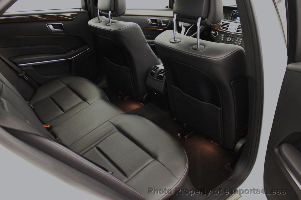 2016 Mercedes-Benz E-Class CERTIFIED E350 4MATIC Luxury Model AWD HK NAV CAM BLIS - 18319506 - 52