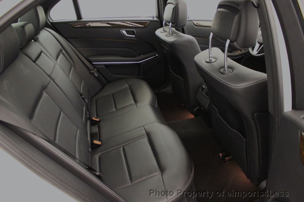 2016 Mercedes-Benz E-Class CERTIFIED E350 4MATIC Luxury Model AWD HK NAV CAM BLIS - 18319506 - 8