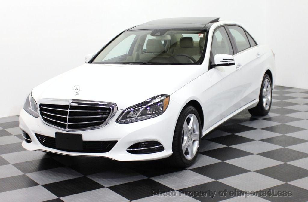 2016 Used Mercedes Benz E Class Certified E350 4matic Luxury Model