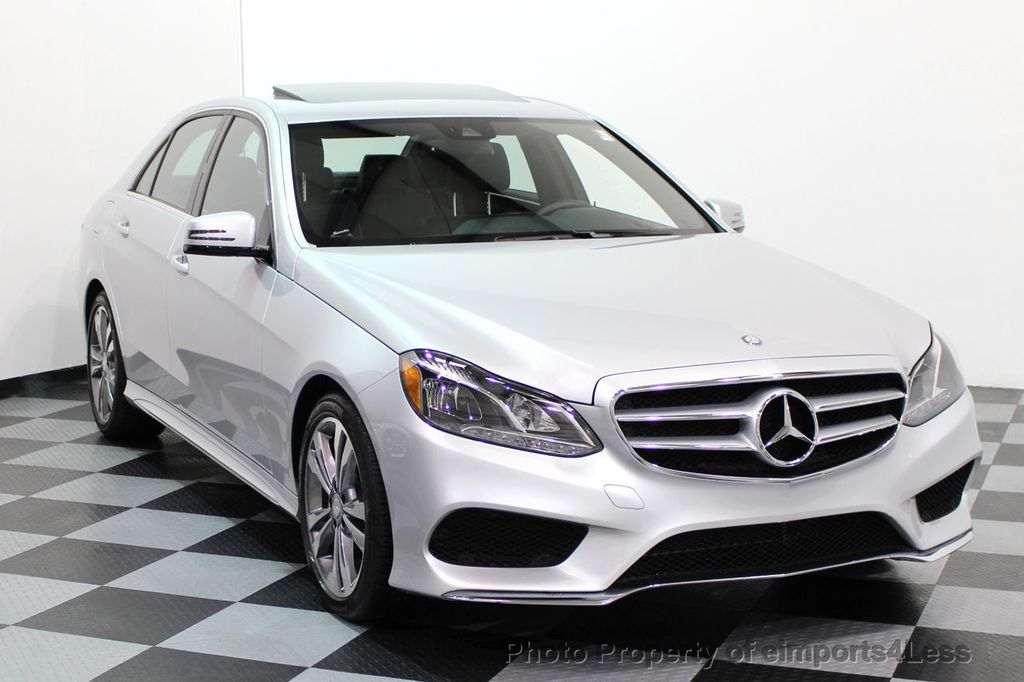 Awd Cars For Sale >> 2016 Used Mercedes-Benz E-Class CERTIFIED E350 4Matic Sport AWD Blind Spot NAVIGATION at ...