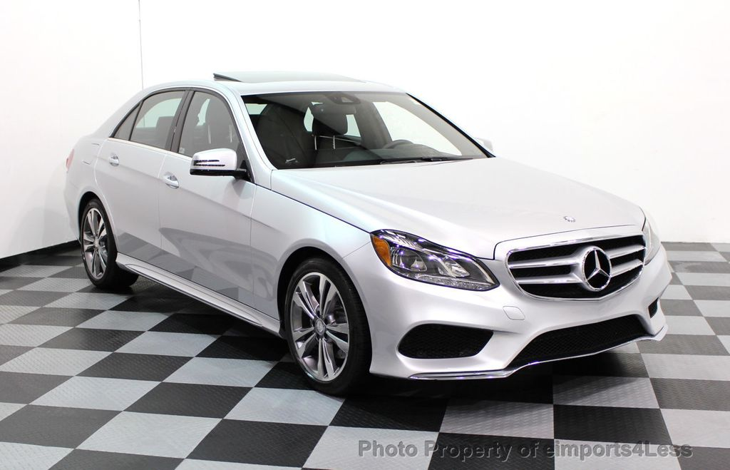 2016 Mercedes-Benz E-Class CERTIFIED E350 4Matic Sport AWD Blind Spot NAVIGATION - 16734643 - 40