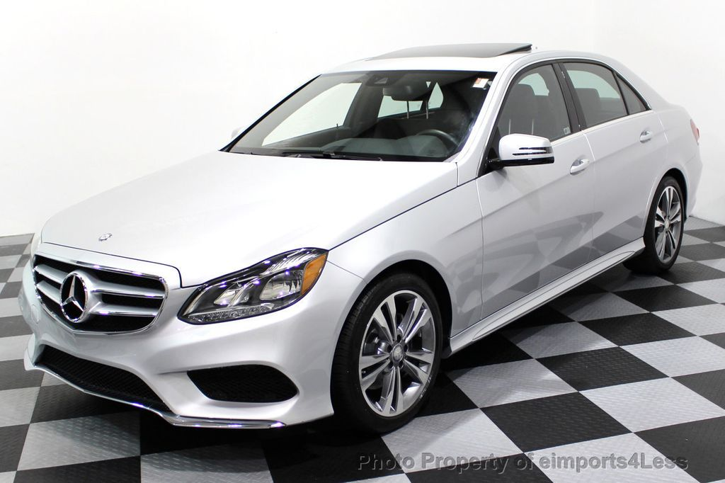 2016 Mercedes-Benz E-Class CERTIFIED E350 4Matic Sport AWD Blind Spot NAVIGATION - 16734643 - 53
