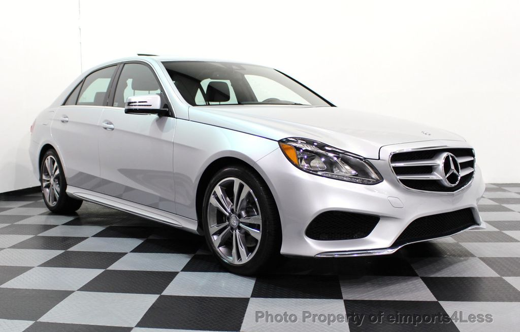 2016 Mercedes-Benz E-Class CERTIFIED E350 4Matic Sport AWD Blind Spot NAVIGATION - 16734643 - 57