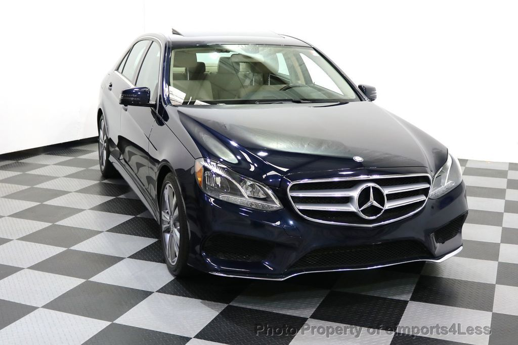 2016 Mercedes-Benz E-Class CERTIFIED E350 4Matic Sport AWD CAMERA NAVI - 17869999 - 15