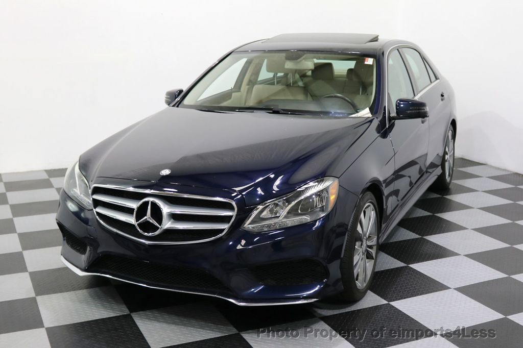2016 Mercedes-Benz E-Class CERTIFIED E350 4Matic Sport AWD CAMERA NAVI - 17869999 - 28