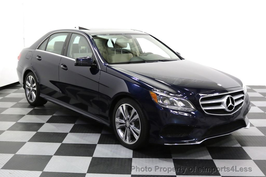 2016 Mercedes-Benz E-Class CERTIFIED E350 4Matic Sport AWD CAMERA NAVI - 17869999 - 29