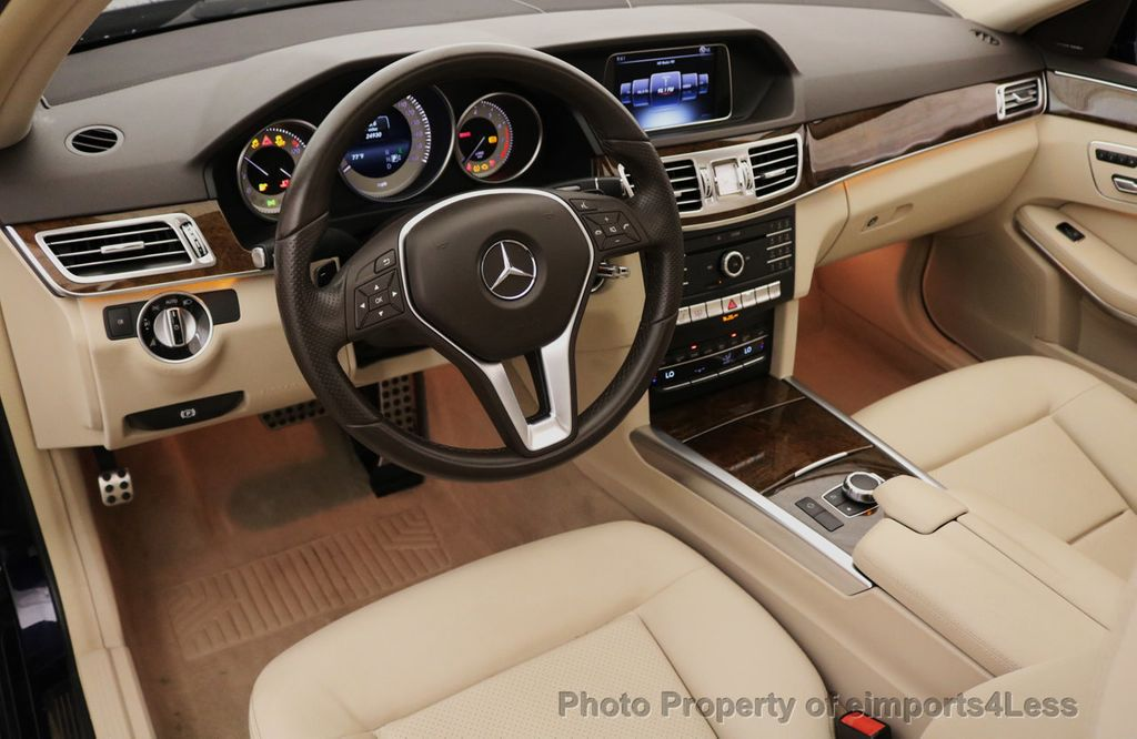 2016 Mercedes-Benz E-Class CERTIFIED E350 4Matic Sport AWD CAMERA NAVI - 17869999 - 33