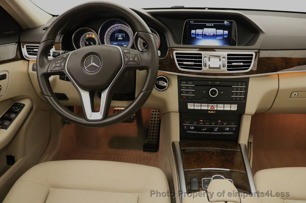 2016 Mercedes-Benz E-Class CERTIFIED E350 4Matic Sport AWD CAMERA NAVI - 17869999 - 34