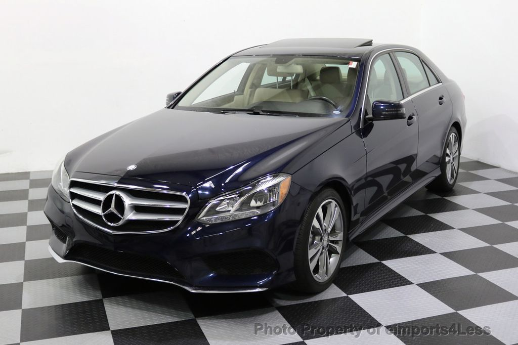 2016 Mercedes-Benz E-Class CERTIFIED E350 4Matic Sport AWD CAMERA NAVI - 17869999 - 43