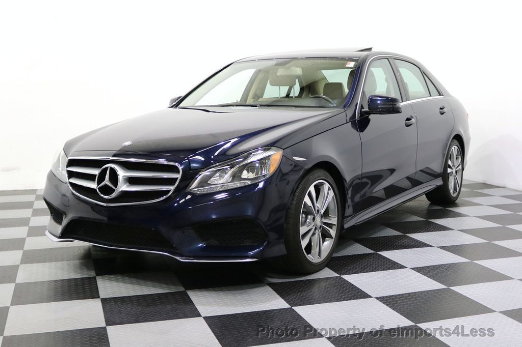 2016 Mercedes-Benz E-Class CERTIFIED E350 4Matic Sport AWD CAMERA NAVI - 17869999 - 44