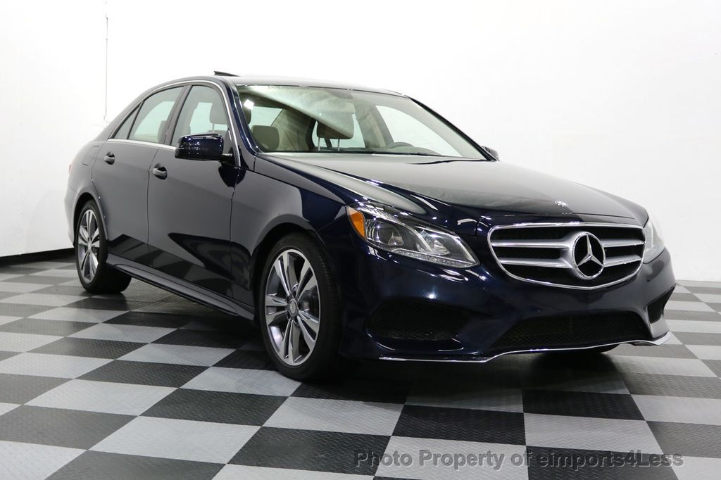 2016 Mercedes-Benz E-Class CERTIFIED E350 4Matic Sport AWD CAMERA NAVI - 17869999 - 45