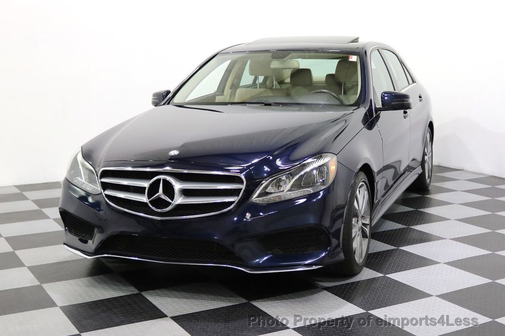 2016 Mercedes-Benz E-Class CERTIFIED E350 4Matic Sport AWD CAMERA NAVI - 17869999 - 53