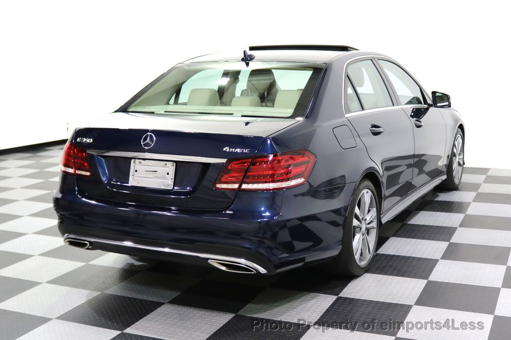 2016 Mercedes-Benz E-Class CERTIFIED E350 4Matic Sport AWD CAMERA NAVI - 17869999 - 55