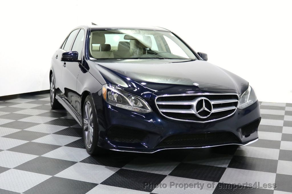 2016 Mercedes-Benz E-Class CERTIFIED E350 4Matic Sport AWD CAMERA NAVI - 17869999 - 56