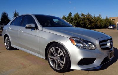 2016 Mercedes-Benz E-Class E 350 Sport RWD w/PREMIUM PACKAGE, REAR CAMERA, NAV, SUNROOF - Click to see full-size photo viewer