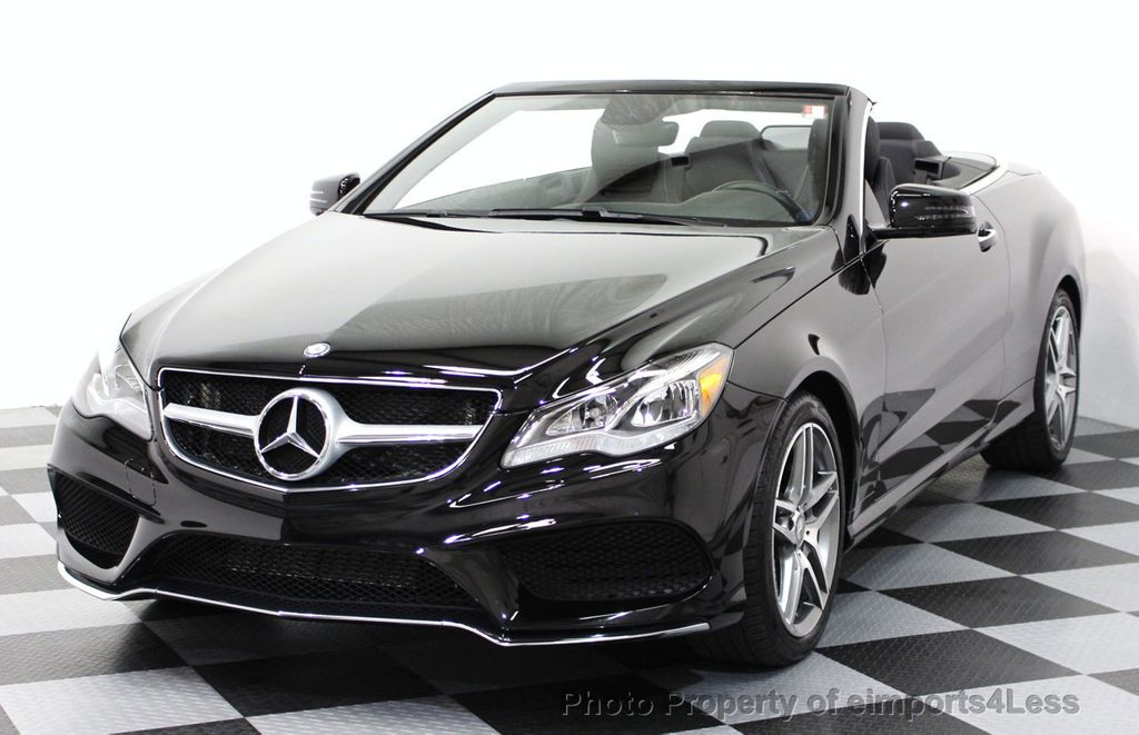 2016 used mercedes benz e class e550 v8 convertible at for Mercedes benz doylestown