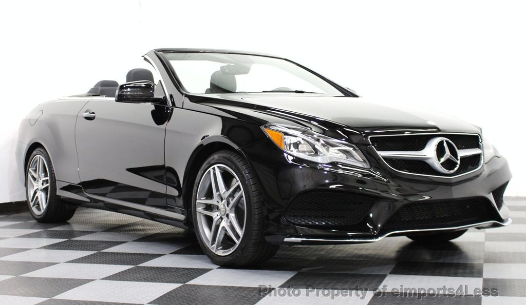 2016 Used Mercedes-Benz E-Class E550 V8 CONVERTIBLE at eimports4Less ...