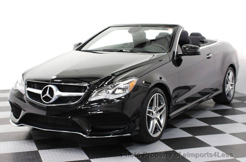 2016 Used Mercedes Benz E Class E550 V8 Convertible At