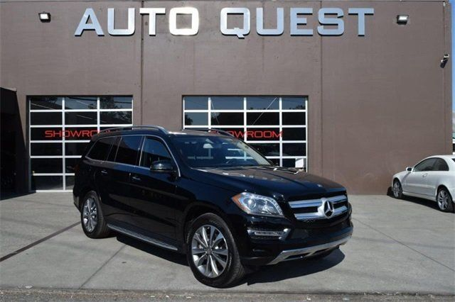 2016 Used Mercedes-Benz GL 4MATIC 4dr GL 350 BlueTEC at Auto Quest Inc   Serving Seattle, WA, IID 18287714