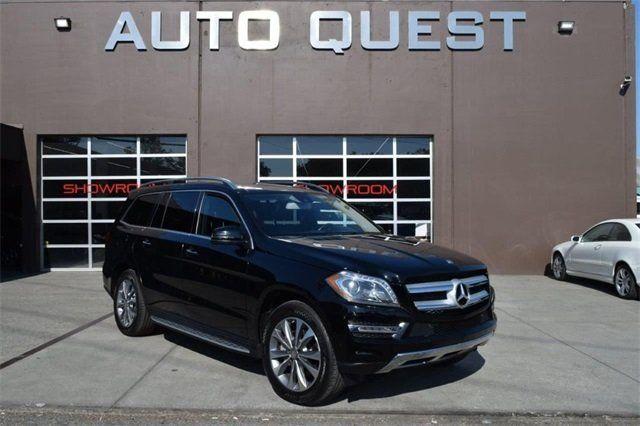 2016 Used Mercedes-Benz GL 4MATIC 4dr GL 350 BlueTEC at Auto Quest Inc   Serving Seattle, WA, IID 18287714