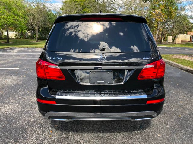 2016 Mercedes-Benz GL 4MATIC 4dr GL 450 - Click to see full-size photo viewer