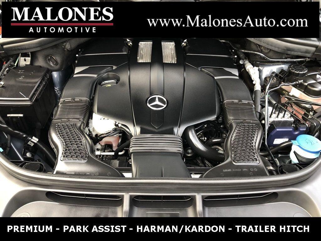 2016 Mercedes-Benz GL 4MATIC 4dr GL 450 - 18529388 - 10