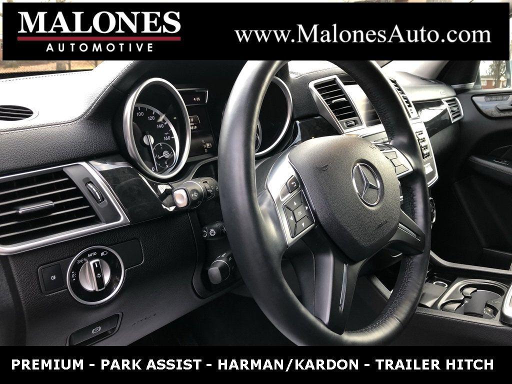2016 Mercedes-Benz GL 4MATIC 4dr GL 450 - 18529388 - 12