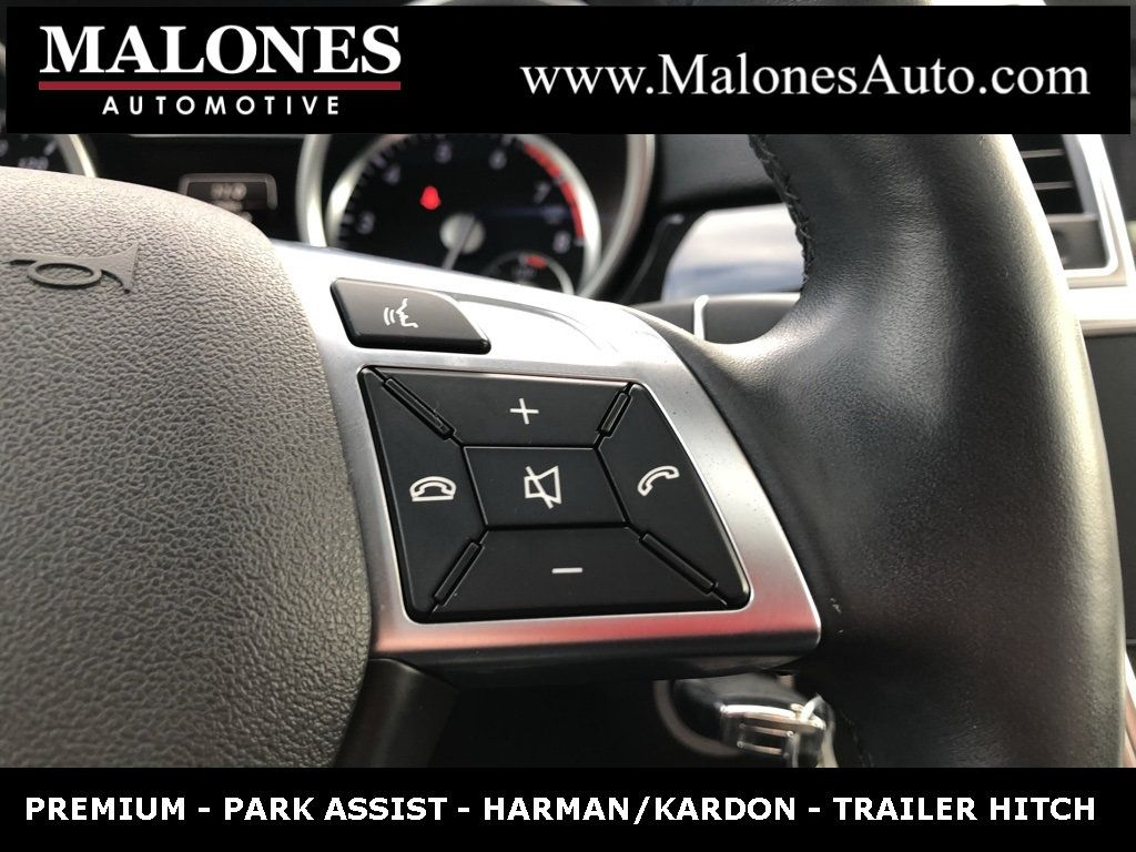 2016 Mercedes-Benz GL 4MATIC 4dr GL 450 - 18529388 - 14